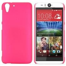 Roze hardcase hoesje HTC Desire Eye