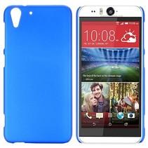 Blauw hardcase hoesje HTC Desire Eye