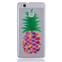 Ananas TPU Hoesje Huawei P9 Lite
