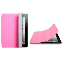Roze tri-fold smartcover iPad 2 / 3 / 4
