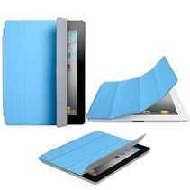 Blauwe tri-fold smartcover iPad 2 / 3 / 4