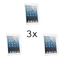 3-pak screenprotectors iPad 2 / 3 / 4