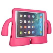 Roze kidsproof eva schuim stand hoes iPad Air 2