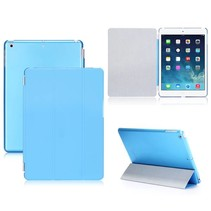 2-in-1 blauwe cover hoes iPad Air