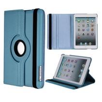 Blauwe 360 graden hoes iPad Mini / 2 / 3