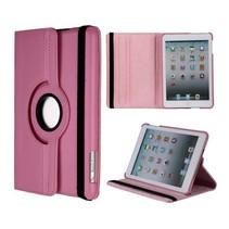 Roze 360 graden hoes iPad Mini / 2 / 3