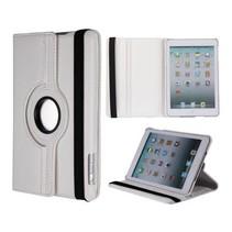 Witte 360 graden hoes iPad Mini / 2 / 3