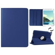 Blauw 360 graden draaibare hoes iPad Mini 4