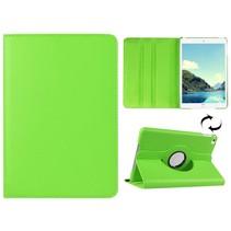 Groen 360 graden draaibare hoes iPad Mini 4