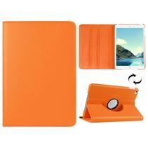 Oranje 360 graden draaibare hoes iPad Mini 4