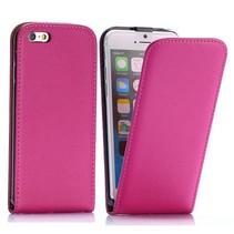 Roze Flip Case hoes iPhone 6 / 6s