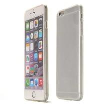 Transparant ultra-slim TPU hoesje iPhone 6 / 6s