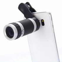 4-in-1 Universele Smartphone Lens