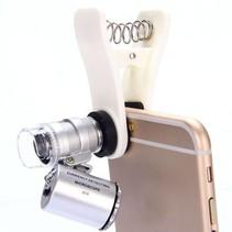 Wobston 60x Universele Microscoop Smartphone Lens