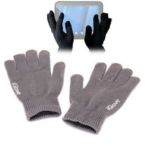 Touchscreen Handschoenen - Donkergrijs