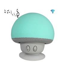 Paddenstoel Bluetooth Speaker - Mintgroen