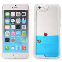 Zwemmende visjes hardcase hoesje iPhone 6(s) Plus