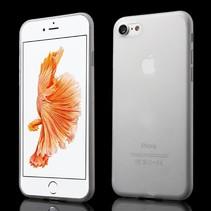 Wit 0.3mm Hardcase Hoesje iPhone 7