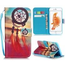 Dreamcatcher Bookcase Hoesje iPhone 7