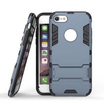 Blauw 2-in-1 Hybrid Hoesje iPhone 7