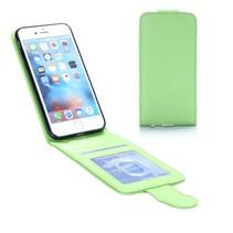 Groen Flip Case Hoesje iPhone 7