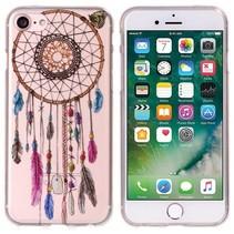 Kleurrijke Dromenvanger TPU Hoesje iPhone 7
