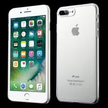 Transparant Hardcase Hoesje iPhone 7 Plus