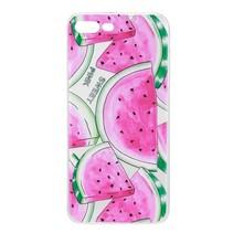 Watermeloenen TPU Hoesje iPhone 7 Plus