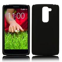 Zwart hardcase hoesje LG G2 Mini
