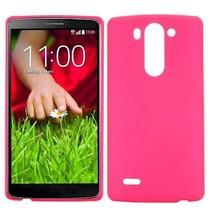 Roze hardcase hoesje LG G3 S