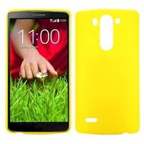 Geel hardcase hoesje LG G3 S