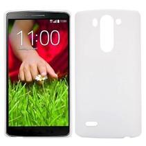 Wit hardcase hoesje LG G3 S