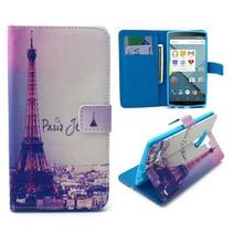 Parijs Bookcase hoesje LG G4