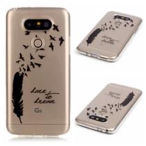 Dare to Dream TPU Hoesje LG G5 / G5 SE