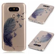 Veer en Vogels TPU Hoesje LG G5 / G5 SE