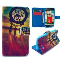 Dreamcatcher sunset Bookcase hoes LG L90