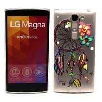 Dromenvanger TPU hoesje LG Magna