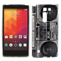 Stereo print TPU hoesje LG Magna