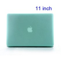 Groene Hardcase Cover Macbook Air 11-inch