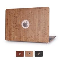 Eiken Hout Design Hardcover Macbook Pro 13-inch