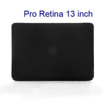 Zwarte Hardcase Cover Macbook Pro 13-inch Retina