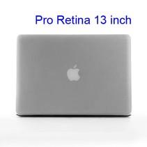 Transparante Hardcase Cover Macbook Pro 13-inch Retina