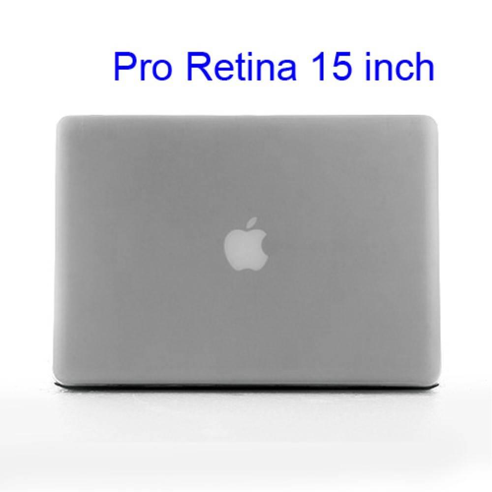 Transparante Hardcase Cover Macbook Pro 15-inch Retina