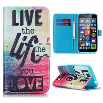 Life quote Bookcase hoes Microsoft Lumia 640
