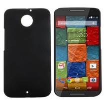 Zwart hardcase hoesje Motorola Moto X (2nd Gen)