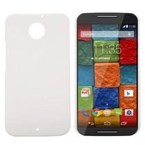 Wit hardcase hoesje Motorola Moto X (2nd Gen)