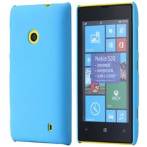 Lichtblauw hardcase hoesje Nokia Lumia 520 / 525