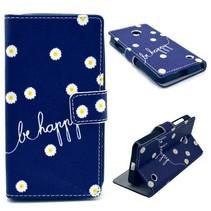 Be happy Bookcase hoes Nokia Lumia 630 / 635
