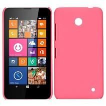 Roze hardcase hoesje Nokia Lumia 630 / 635