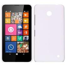 Wit hardcase hoesje Nokia Lumia 630 / 635
